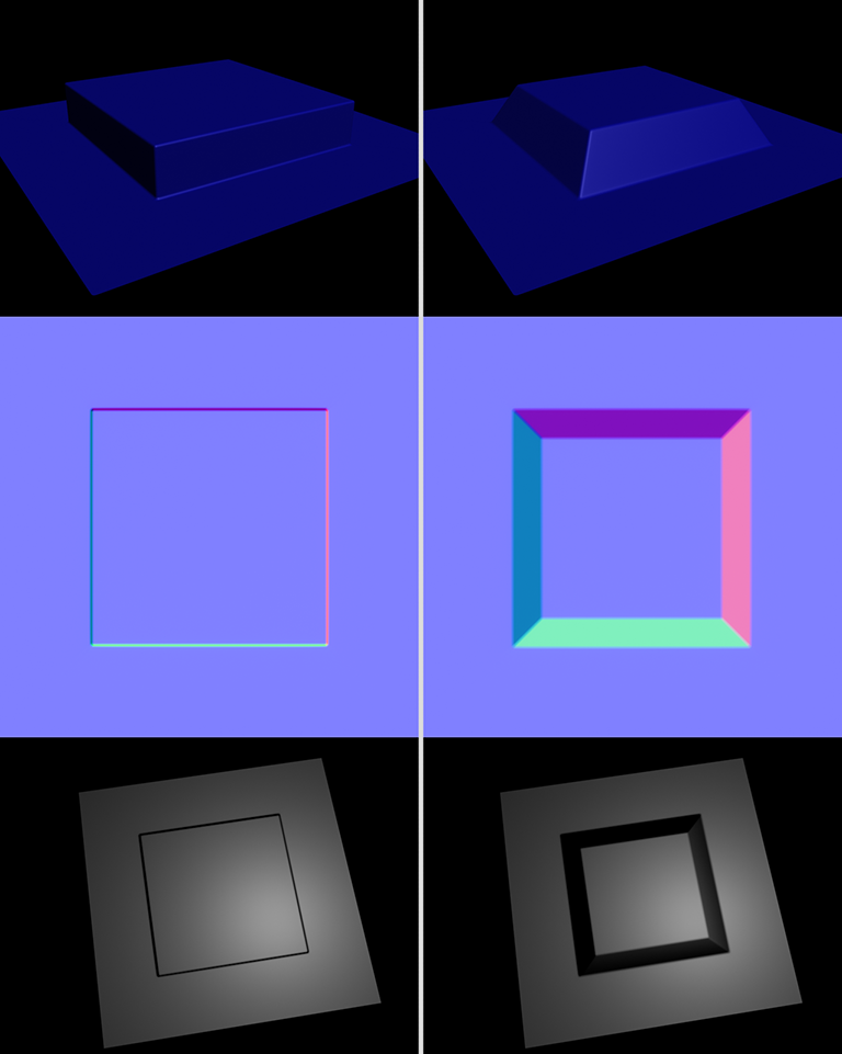 NORMAL MAPS